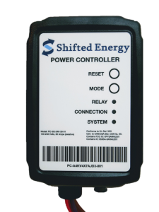 Photo of Shifted Energy Power Controller